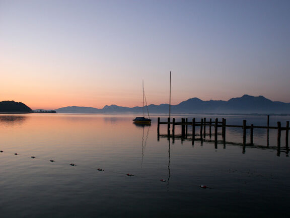 Aktivurlaub am Chiemsee